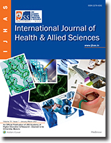 International Journal of Health & Allied Sciences